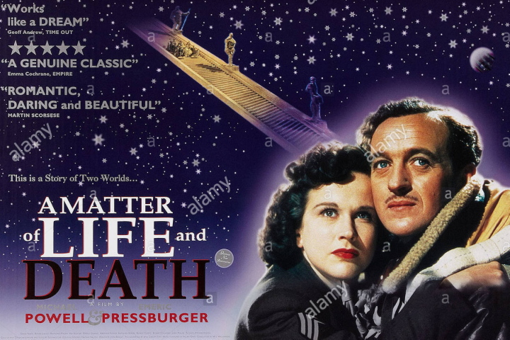 poster-a matter of life & death